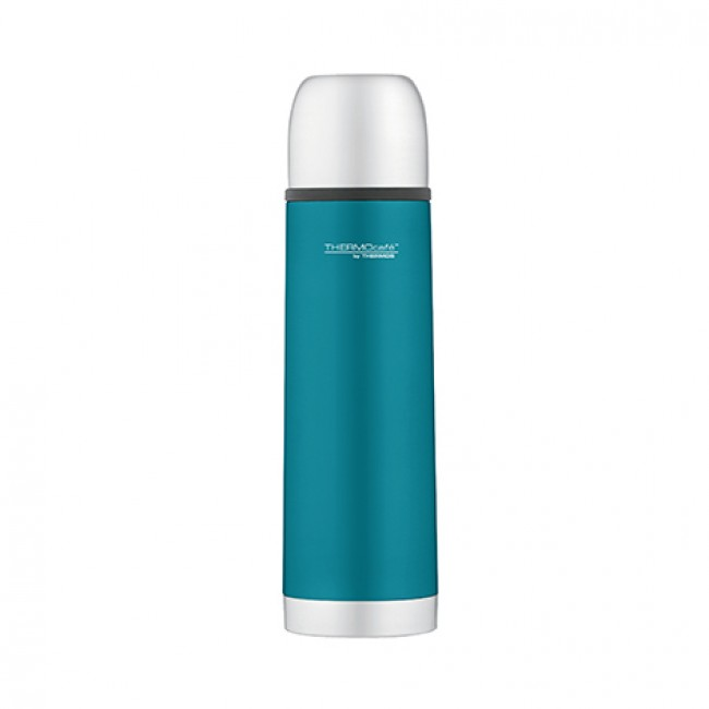 Bouteille isotherme 50cl turquoise - Thermocafé - Thermos