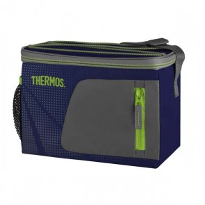 Sac isotherme / cooler bag 4L 6 can bleu - Radiance - Thermos
