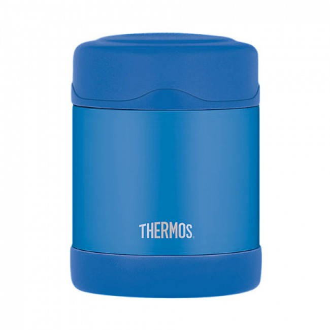 porte aliment isotherme inox 29cl bleu funtainer thermos. Black Bedroom Furniture Sets. Home Design Ideas