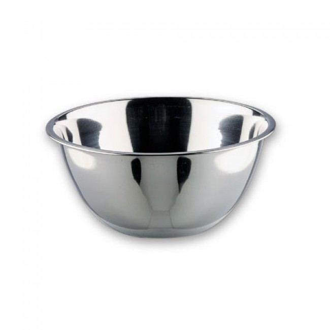 Bassine / cul de poule conique 90cl inox Ø 16cm - Bol conique - Lacor